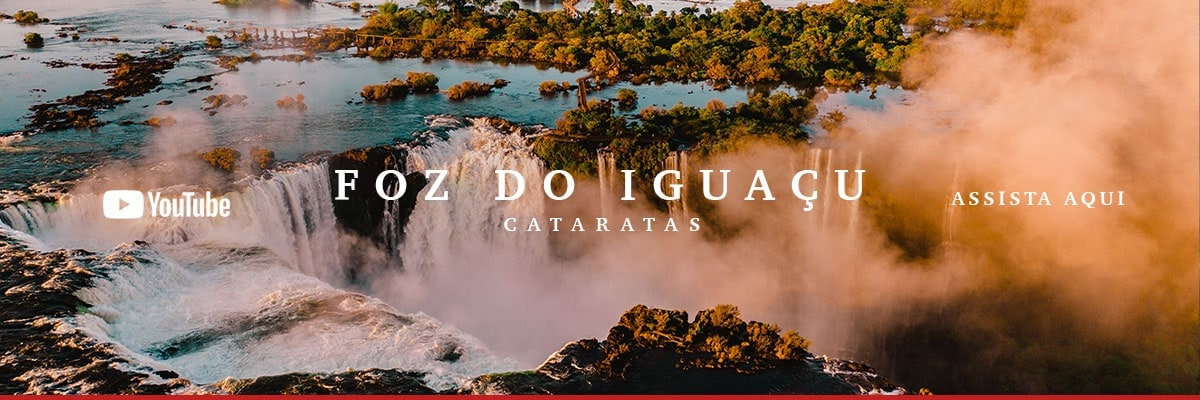 Vídeo Foz do Iguaçu e Cataratas do Iguaçu